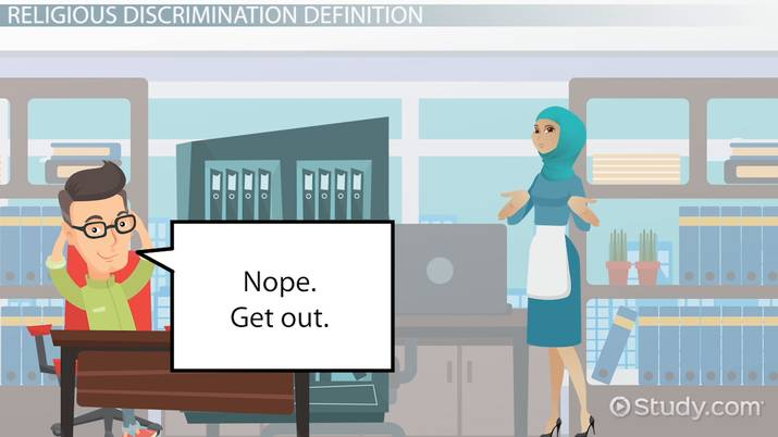Religious Discrimination in the Workplace Definition, Effects
