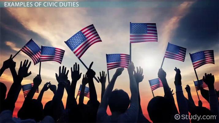 resume civics definition