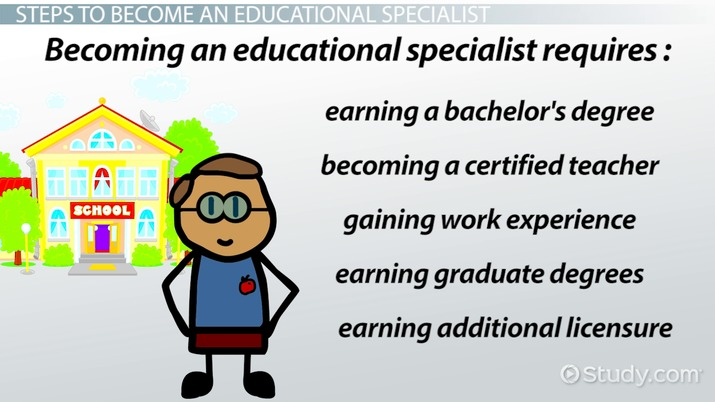 How to Become an Educational Specialist