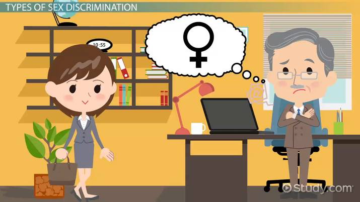 What is Sex Discrimination in the Workplace? - Definition, Laws