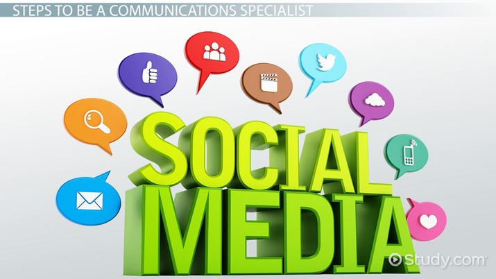 Digital Communications Specialist Education and Career Roadmap