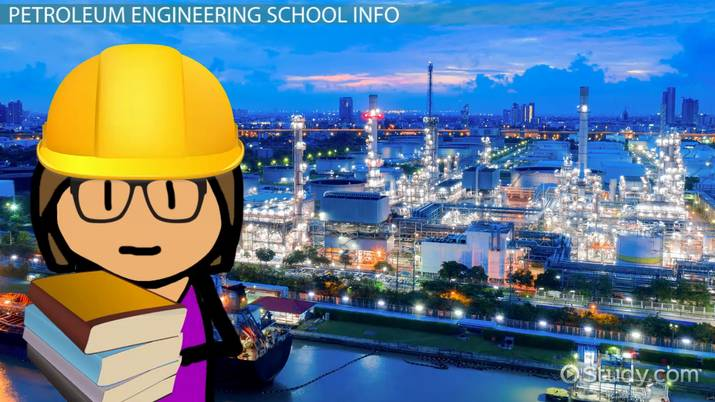 List of Top Petroleum Engineering Schools and Colleges