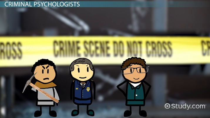 Become a Criminal Psychologist Education and Career Roadmap