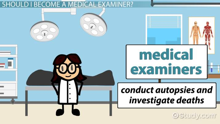 Steps to Becoming a Medical Examiner in the US - medical examiner job description