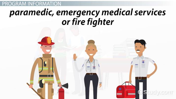 Online Paramedic Course Descriptions and Requirements