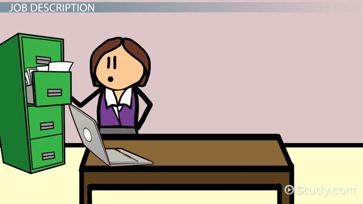 Human Resources Assistant Job Description, Duties and Requirements