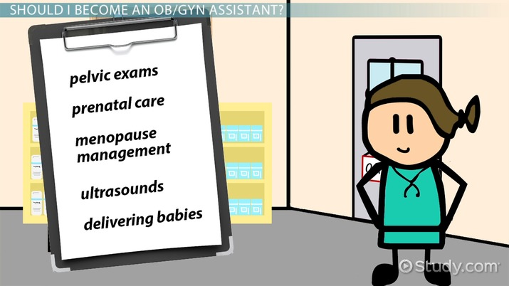 How to Become an OBGYN Assistant - Medical Assistant Ob Gyn Job Description