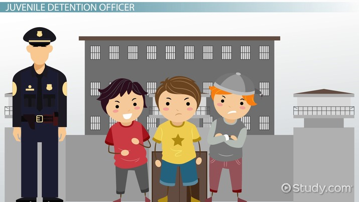 How to Become a Juvenile Detention Officer Career Roadmap