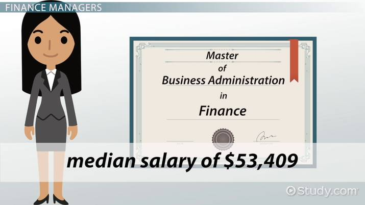 Careers with an MBA in Finance Career Options and Salary Info