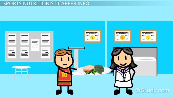 How to Become a Sports Nutritionist - nutritionist job description