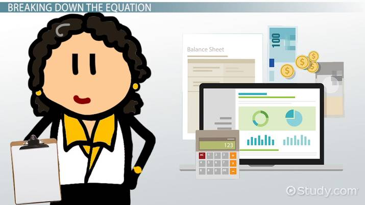 Supporting Schedules on Balance Sheets Examples  Analysis - Video