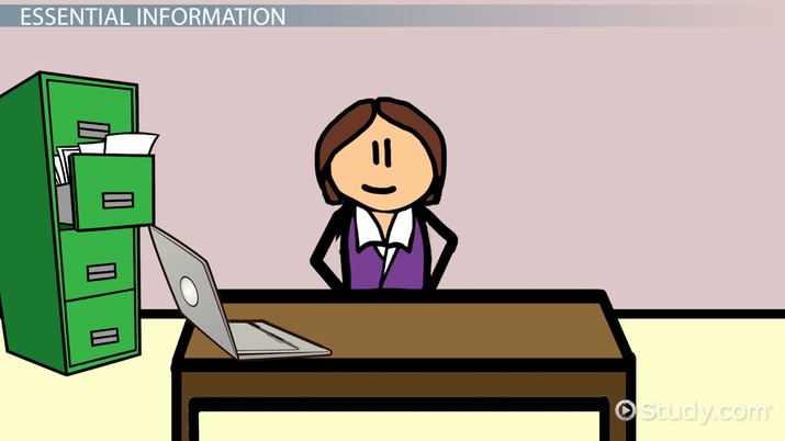 HR Administrative Assistant Job Duties and Requirements