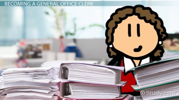 General Office Clerk Job Description  Career Info