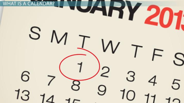 Origins of the Julian  Gregorian Calendars - Video  Lesson