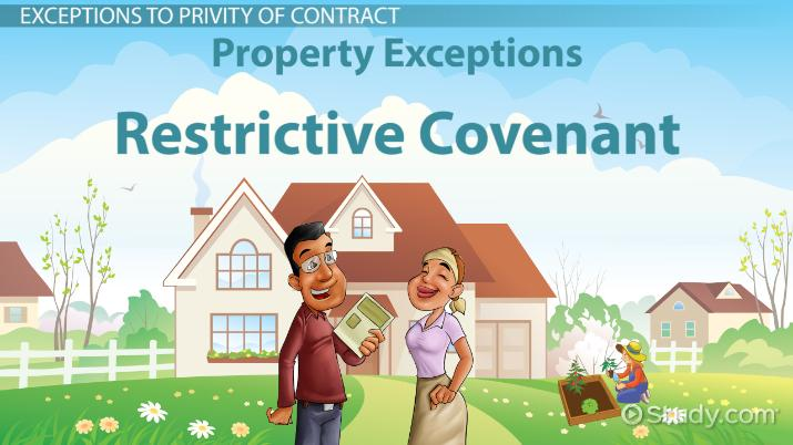 Privity of Contract Definition, Exception  Cases - Video  Lesson
