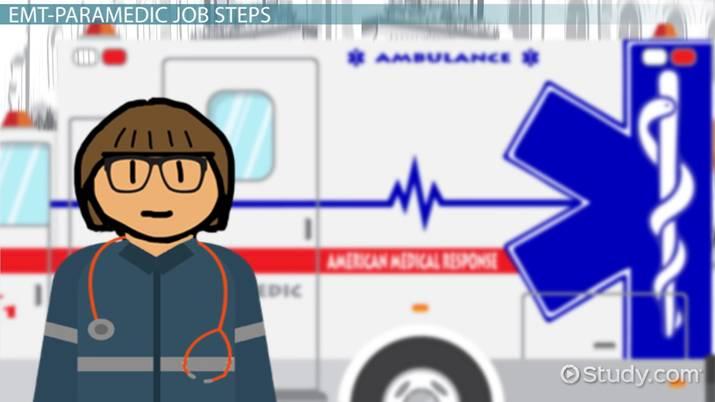 EMT - Paramedic How to Become a Paramedic