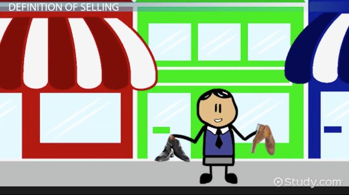 What Is the Sales Process? - Steps  Example - Video  Lesson