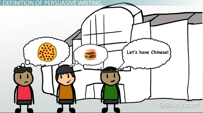 What is Persuasive Text? - Definition  Examples - Video  Lesson