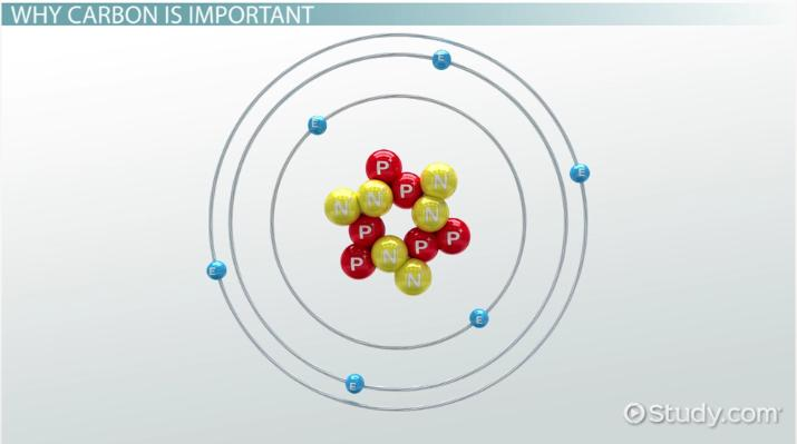 The 4 Types of Bonds Carbon Can Form - Video  Lesson Transcript