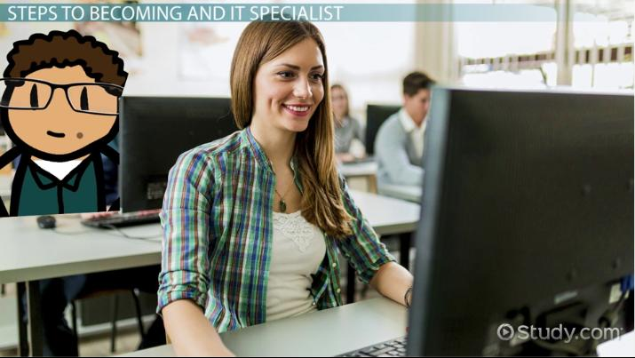 How to Become an Information Technology (IT) Specialist