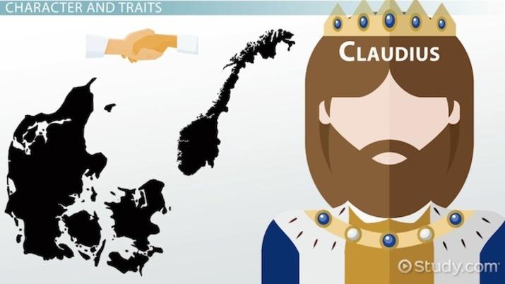Shakespeare\u0027s Claudius Character Analysis  Traits - Video  Lesson