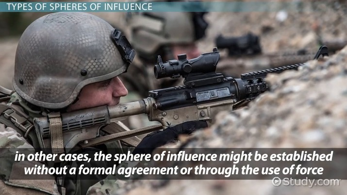 Sphere of Influence Definition  Significance - Video  Lesson