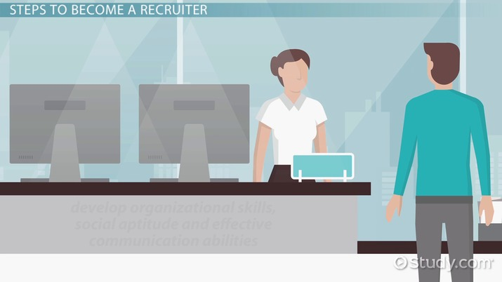 How to Become a Recruiter Education and Career Roadmap