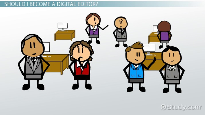 How to Become a Digital Editor Education and Career Roadmap