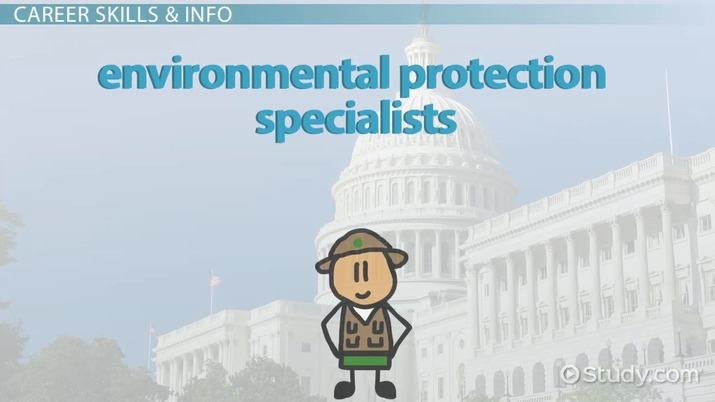 How to Become an Environmental Protection Specialist - environmental protection specialist sample resume