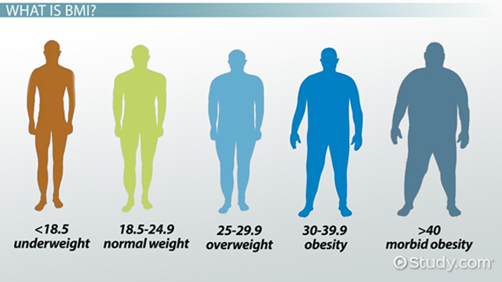 What is BMI? - Definition, Formula  Calculation - Video  Lesson