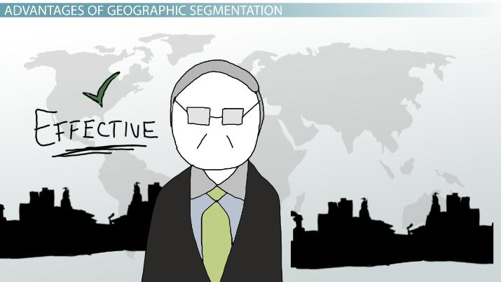What Is Geographic Segmentation in Marketing? - Definition - geographic preference definition