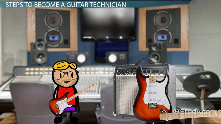 How to Become a Guitar Technician - band instrument repair sample resume