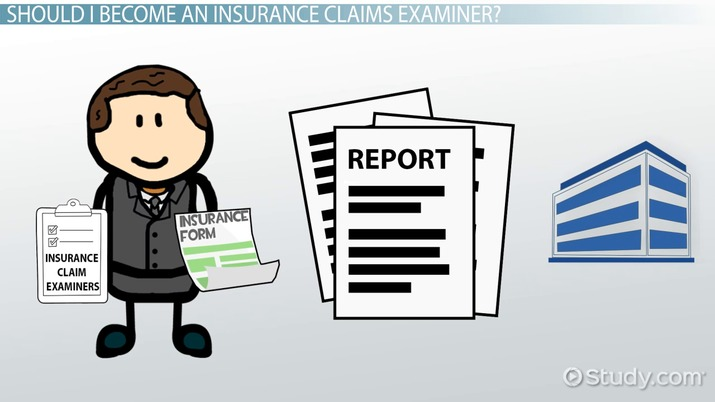 How to Become an Insurance Claims Examiner