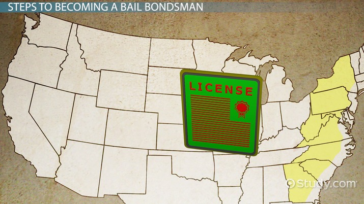 How to Become a Bail Bondsman Education and Career Roadmap