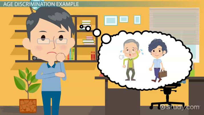 What is Age Discrimination in the Workplace? - Definition, Cases