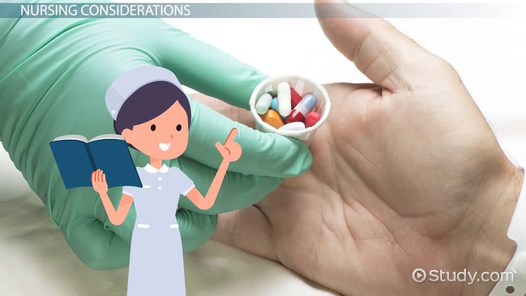 Digoxin  Nursing Implications  Considerations - Video  Lesson