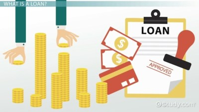 What is a Loan? - Definition, Types, Advantages & Disadvantages - Video & Lesson Transcript ...