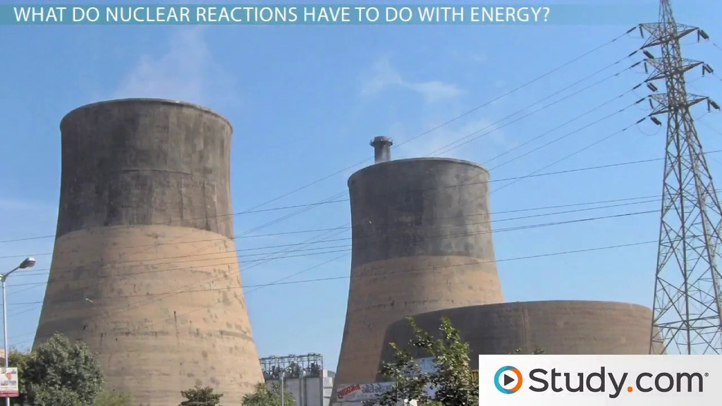 What is Nuclear Energy? - Definition  Examples - Video  Lesson - nuclear power plant engineer sample resume