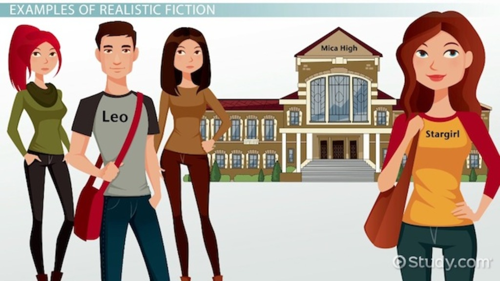 What is Realistic Fiction? - Definition, Characteristics  Examples
