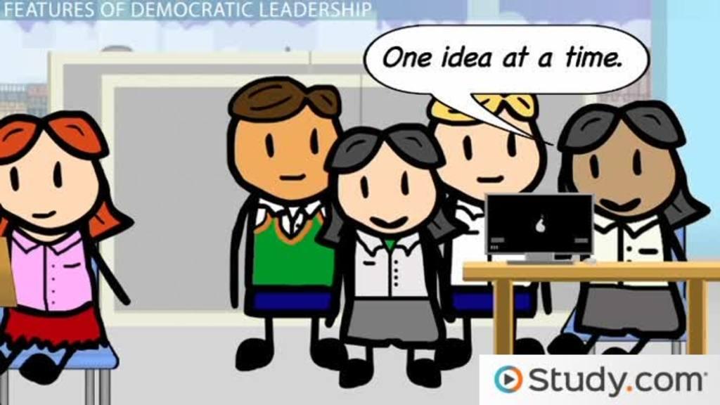 What Is Democratic Leadership? - Definition, Advantages