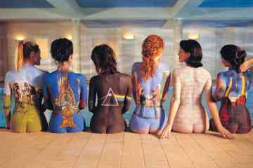 Pink Floyd's Album Art on Women