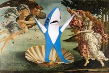 Valentine's Day vs. Sharks