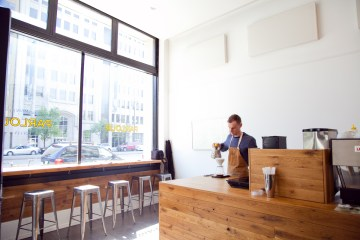 A Coffeehouse for Narcissists
