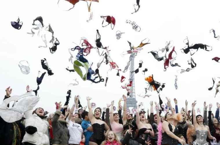 Coming Unhinged: The Emotional Trauma of Throwing Away a Bra