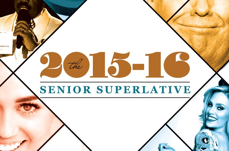 The Study Breaks 2015-16 Senior Superlatives