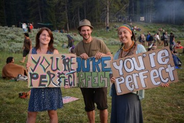 Make Love, Not War: Explore a Rainbow Gathering This Summer