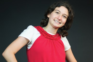 Texas State Student Frannie Sheinberg, Freestyle Rapper and Inspiration