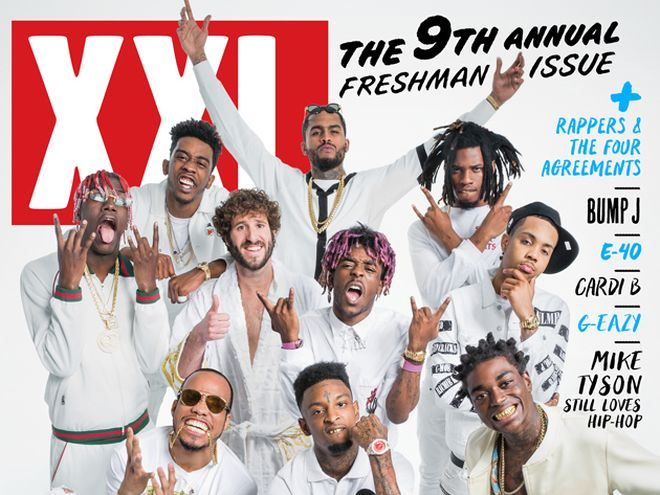 Examining the 2016 XXL Freshman Class of Hip Hop