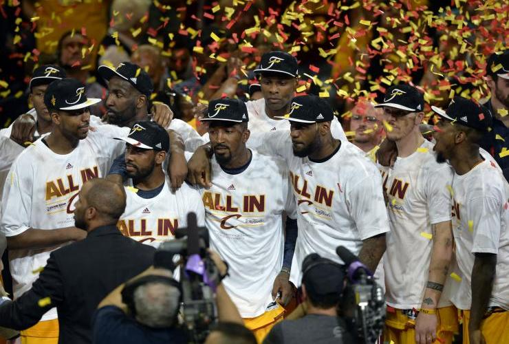 """One for the Land"": The Saga of Cleveland's NBA Championship"