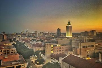 University of Texas Campus; Austin, Texas